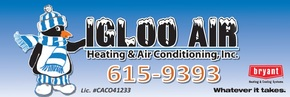 Igloo Air Heating and AC Companies