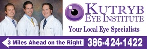 Kutryb Eye Institute Directionals