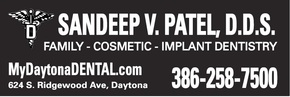 Sandeep Patel- My Daytona Dental Health & Beauty