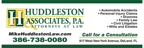Huddleston & Associates, P.A. Law