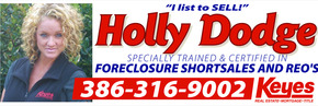 Holly Dodge, Keyes Real Estate