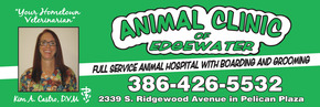 Animal Clinic of Edgewater Pet Care